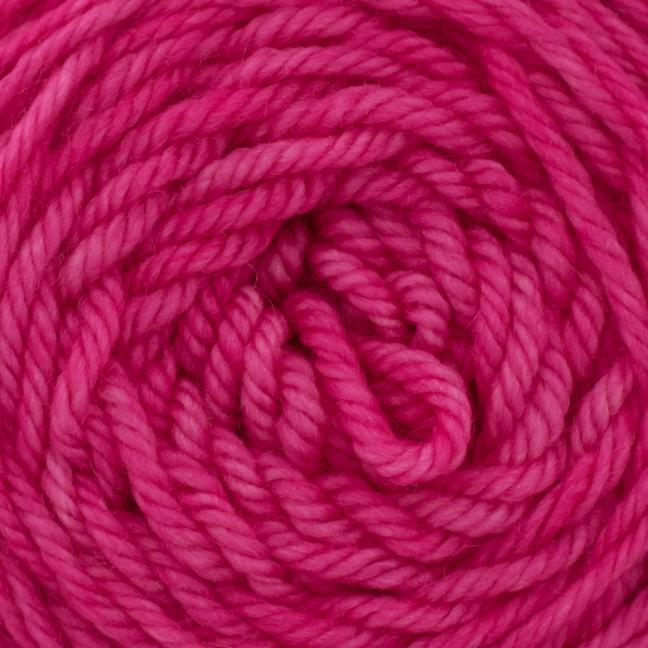 Cowgirl Blues Merino DK solids 100g Hot Pink