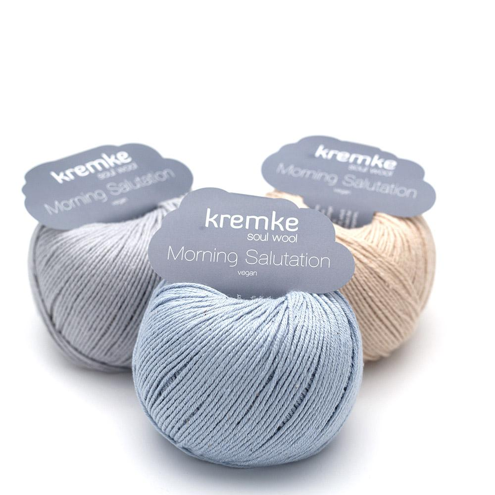 Kremke Soul Wool Morning Salutation vegan