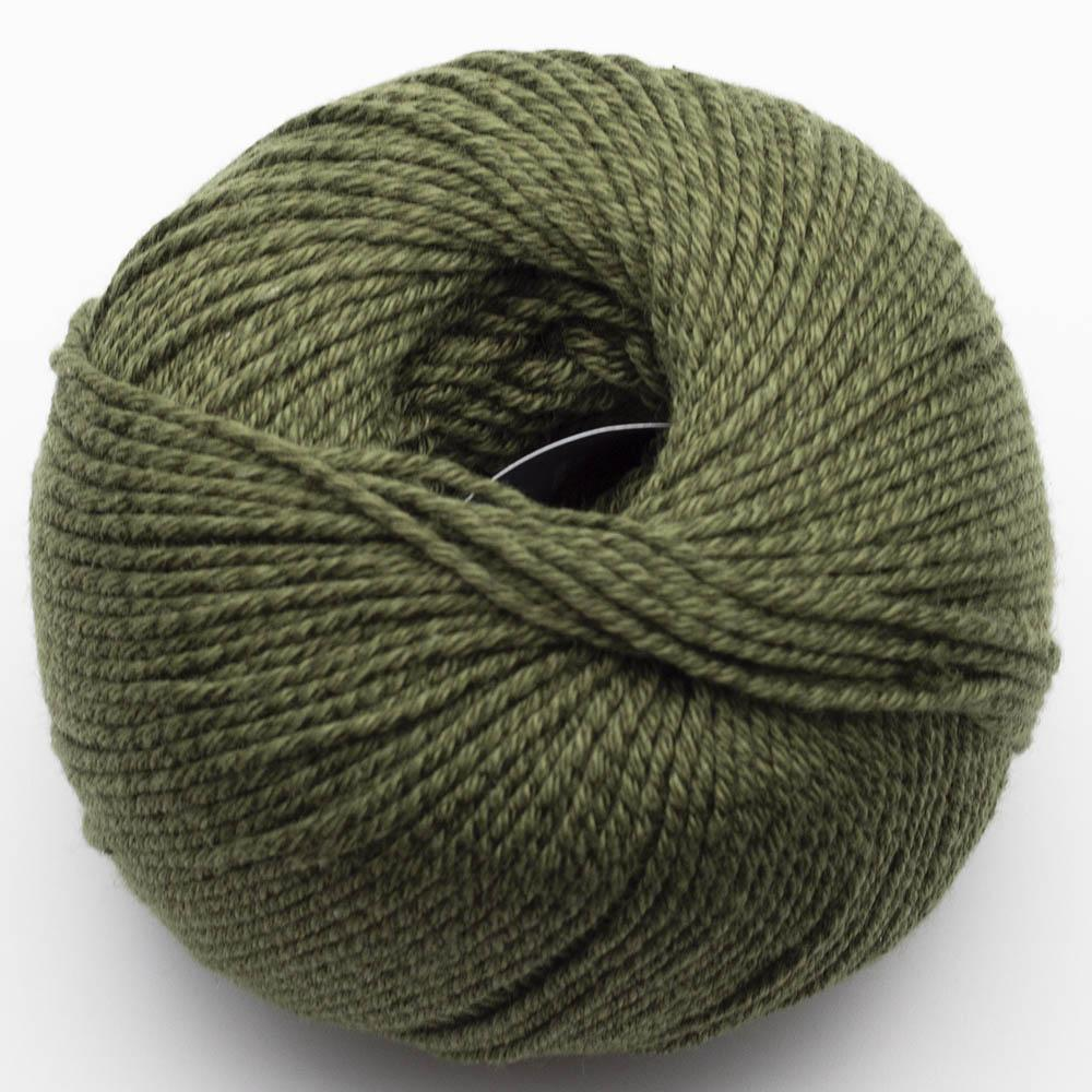 Kremke Soul Wool Morning Salutation vegan Oliv