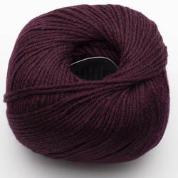 Kremke Soul Wool Morning Salutation vegan Aubergine