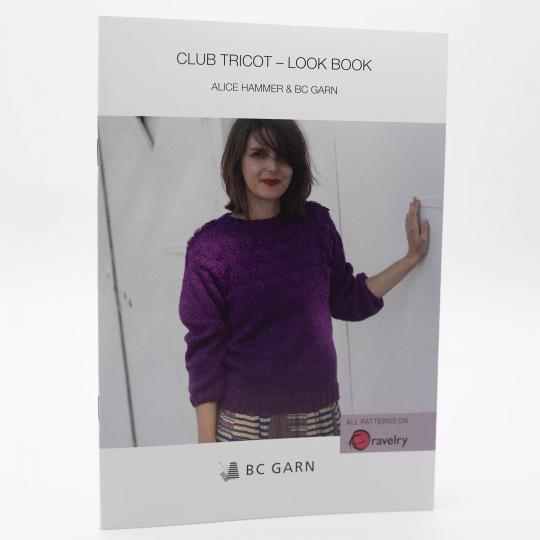 BC Garn Look Book-Club Tricot