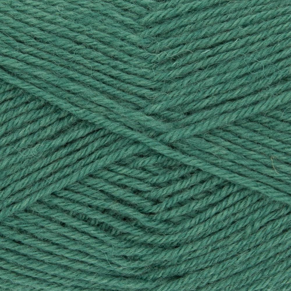 Kremke Soul Wool Edelweiss 4fach 50 Grün uni