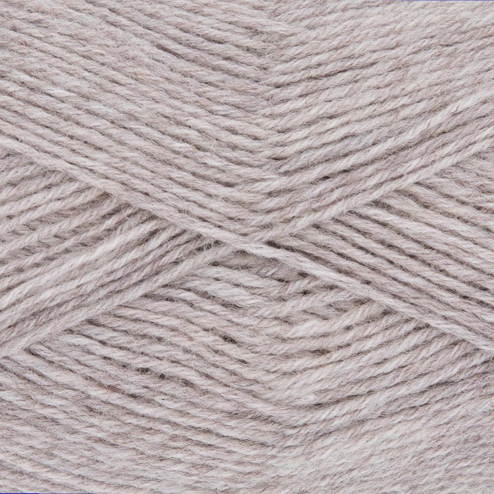Kremke Soul Wool Edelweiss 4fach 50 Hellbeige uni