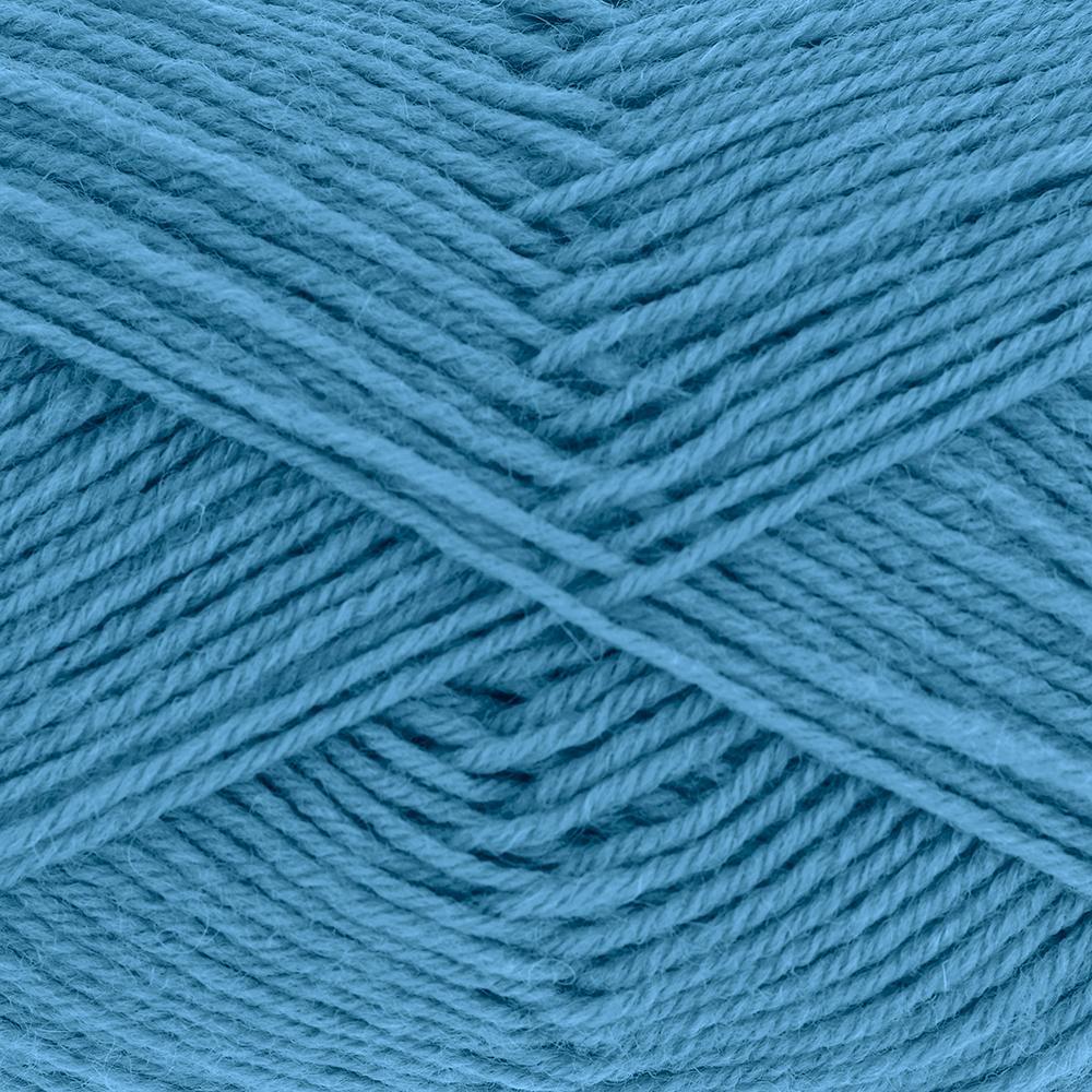 Kremke Soul Wool Edelweiss 4fach 50 Babyblau uni
