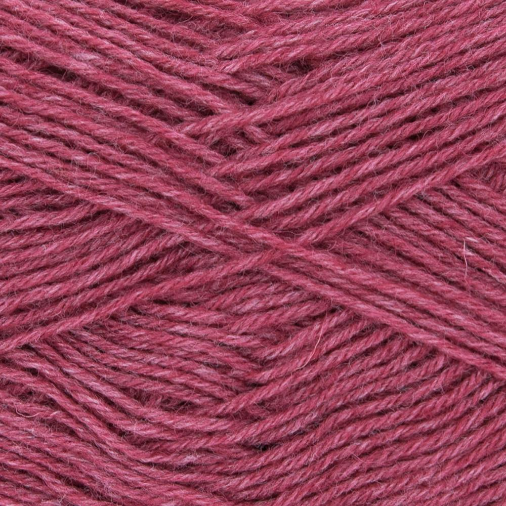 Kremke Soul Wool Edelweiss 4fach 50 Heide uni