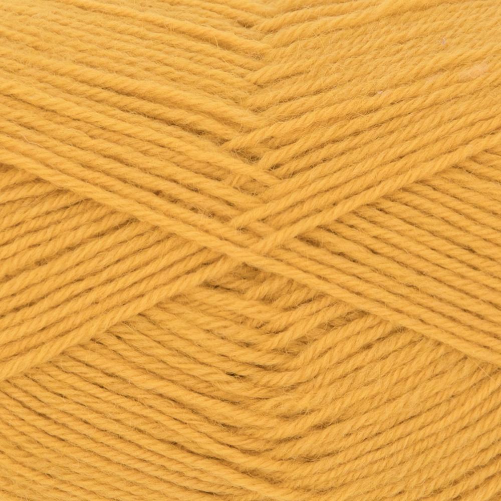 Kremke Soul Wool Edelweiss 4fach 50 Sonne uni