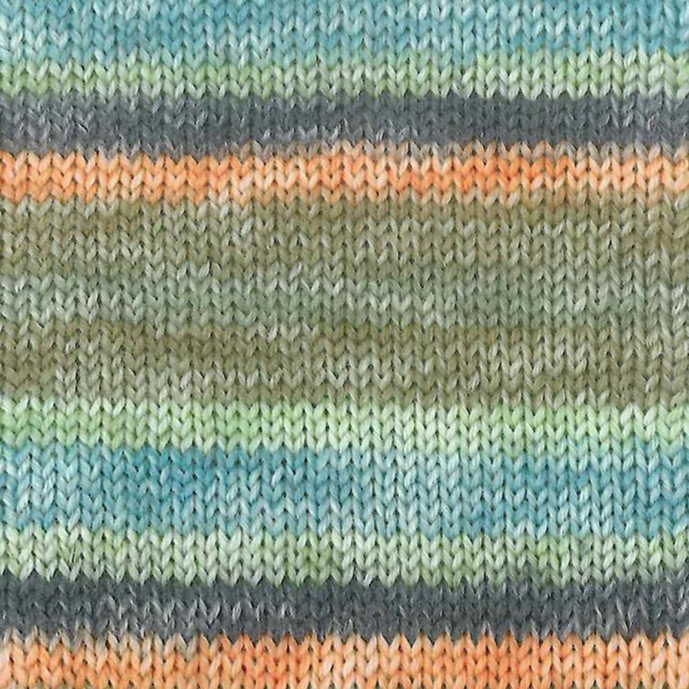 Kremke Soul Wool Edelweiss 4fach 100 Uferstreifen