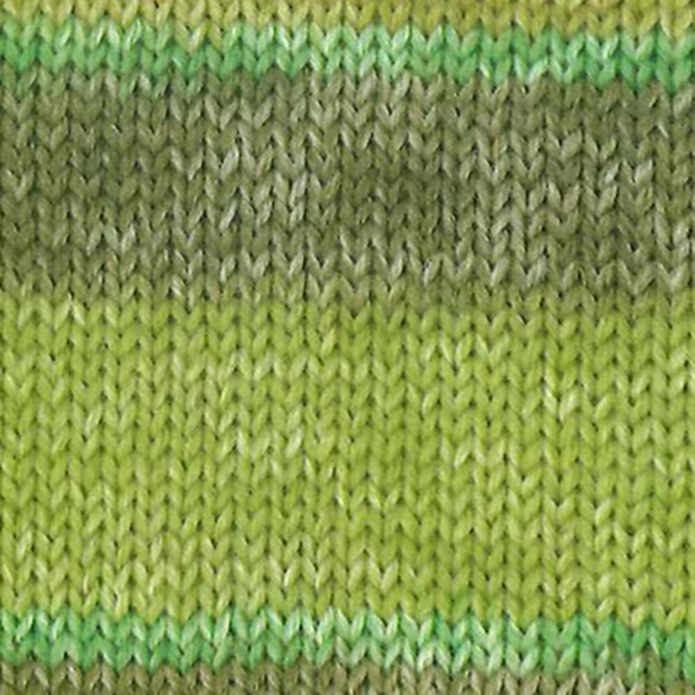Kremke Soul Wool Edelweiss 6fach 150 Apfelgrün