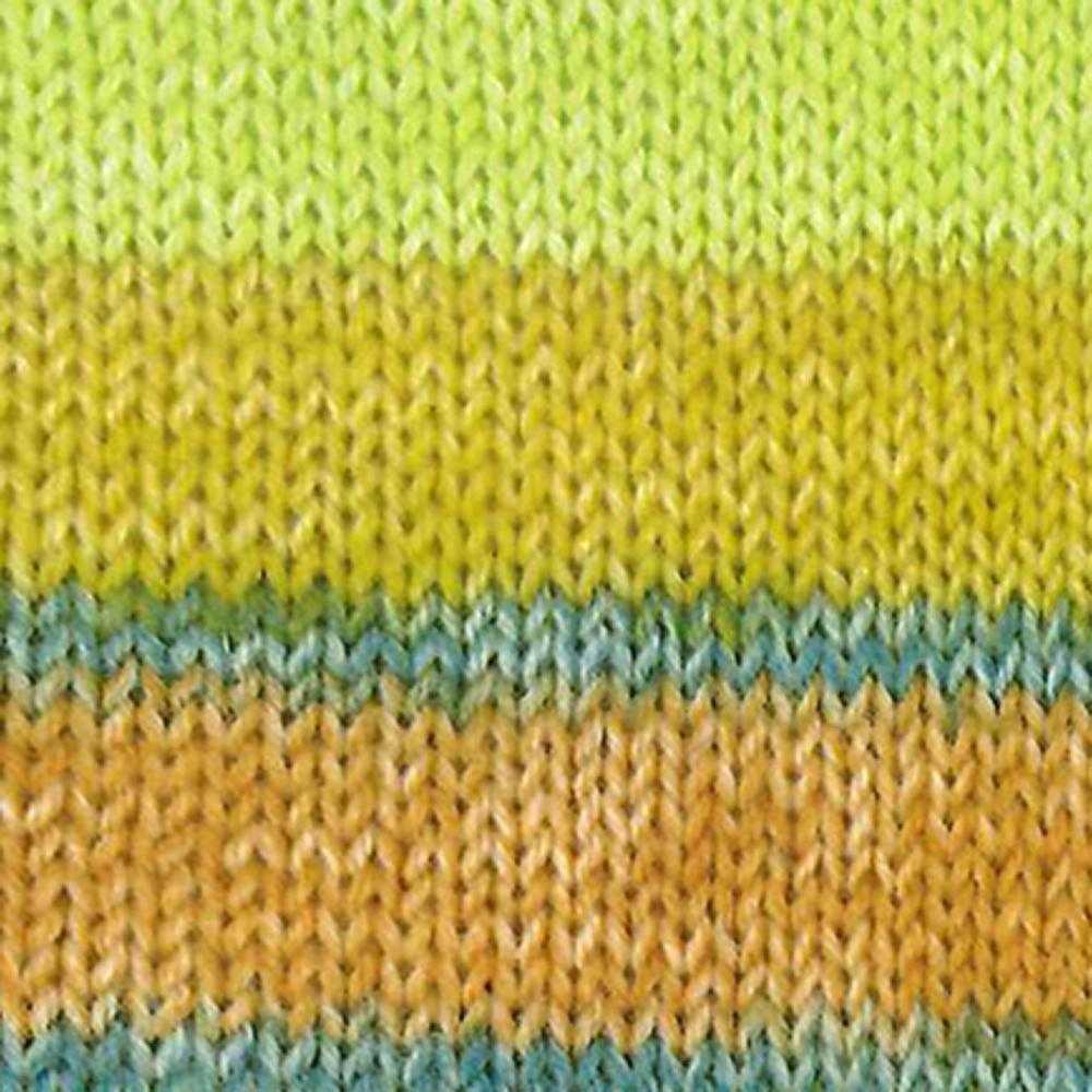 Kremke Soul Wool Edelweiss 6fach 150 Kiwi