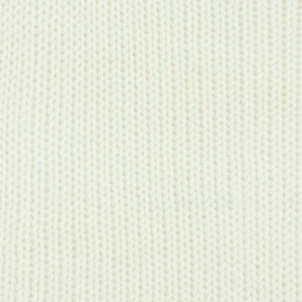 Kremke Soul Wool Edelweiss 4fach Kaschmir 50g Weiß