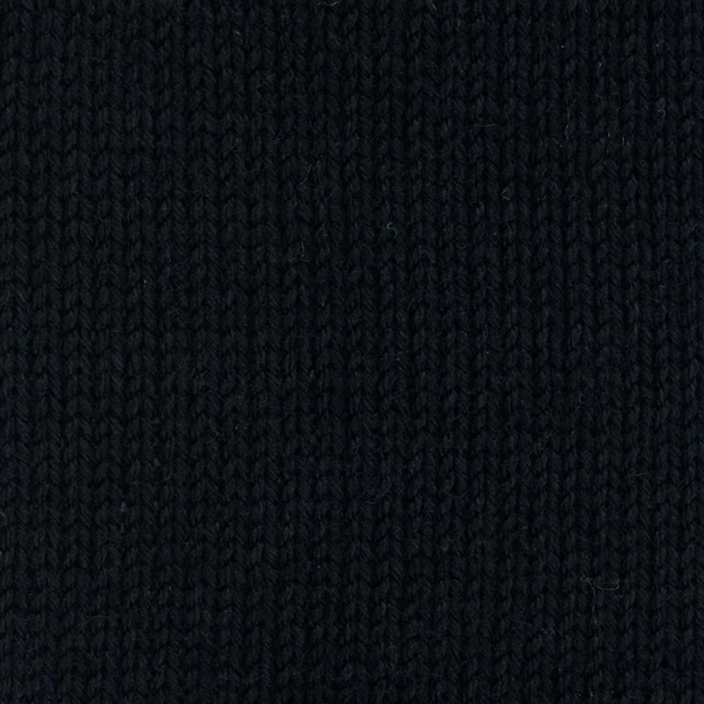 Kremke Soul Wool Edelweiss 4fach Kaschmir 50g Schwarz