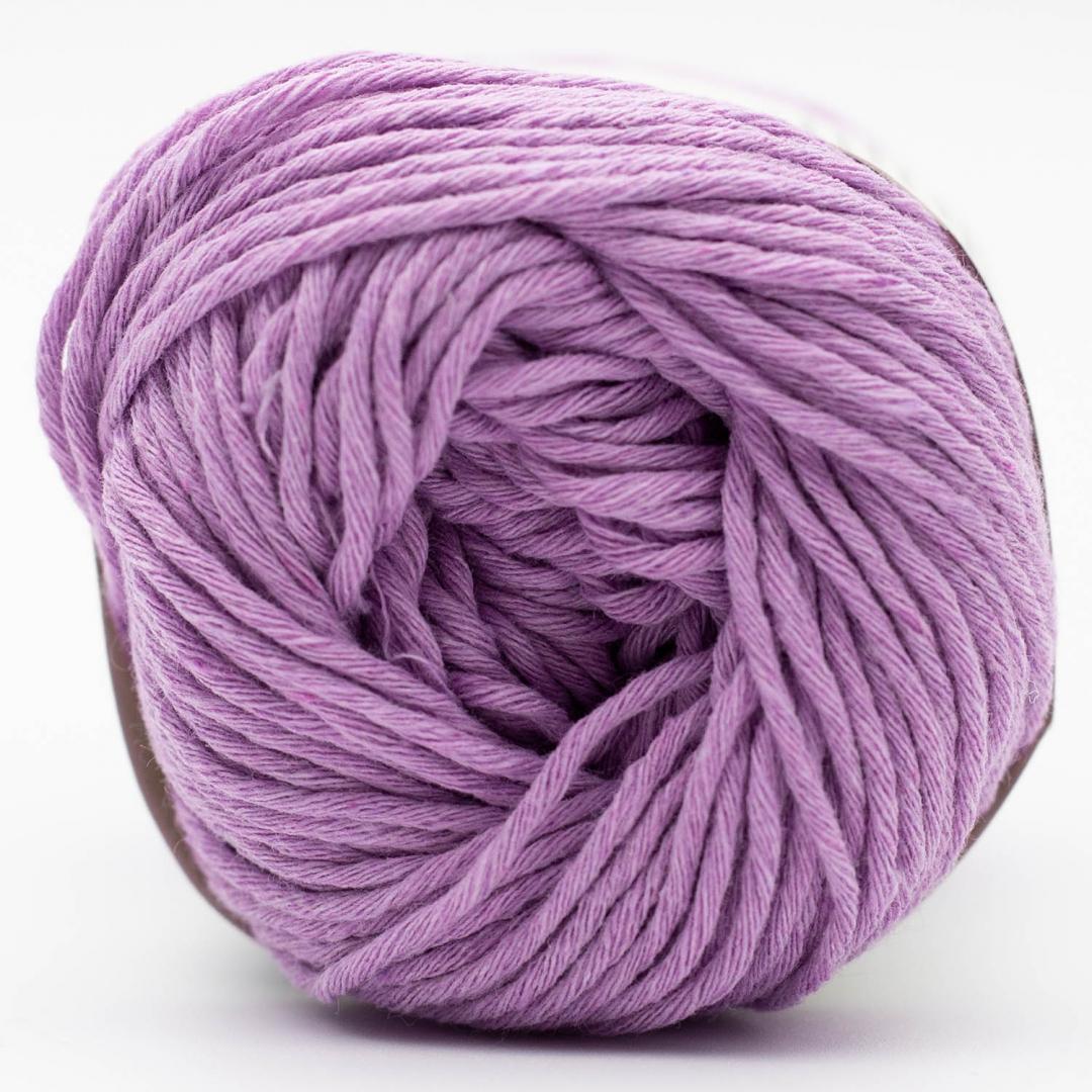 Kremke Soul Wool Karma Cotton recycled Violet