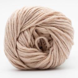 Kremke Soul Wool Karma Cotton recycled Light Beige