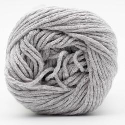 Kremke Soul Wool Karma Cotton recycled Light Grey