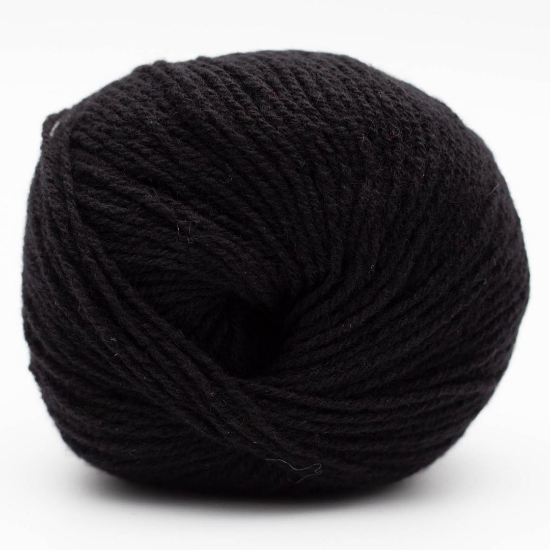 Kremke Soul Wool Eco Cashmere Fingering Schwarz