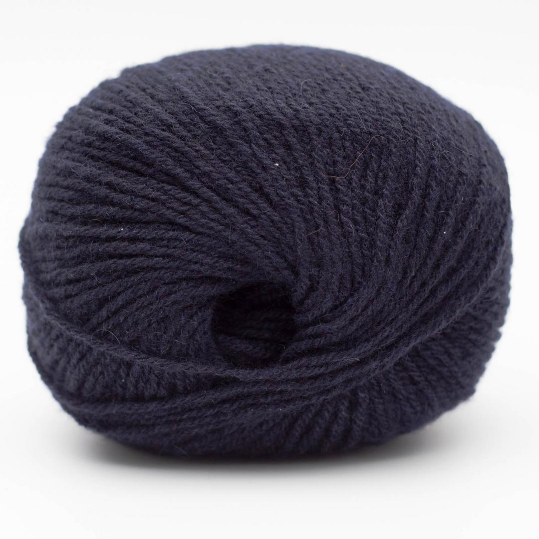 Kremke Soul Wool Eco Cashmere Fingering Nachtblau