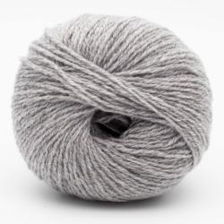 Kremke Soul Wool Eco Cashmere Fingering Hellgraumeliert