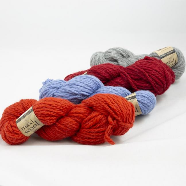 Maxi Wool discontinued colors