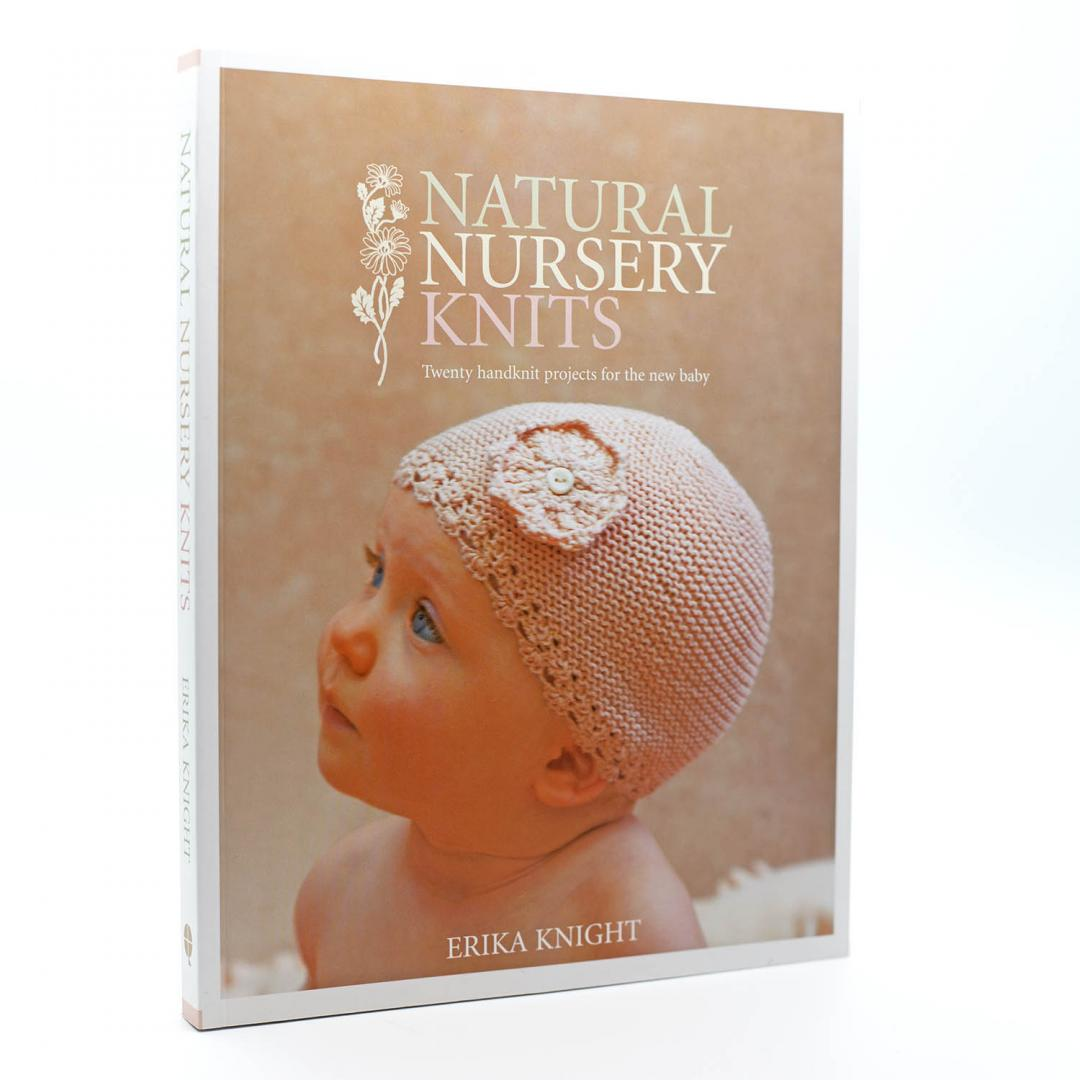 Book Natural Nursery Knits