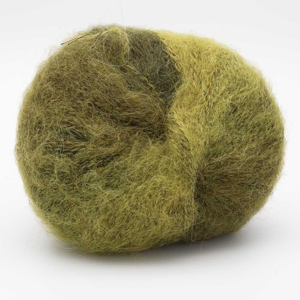 Kremke Soul Wool Baby Silk Fluffy Farbverlauf Grün