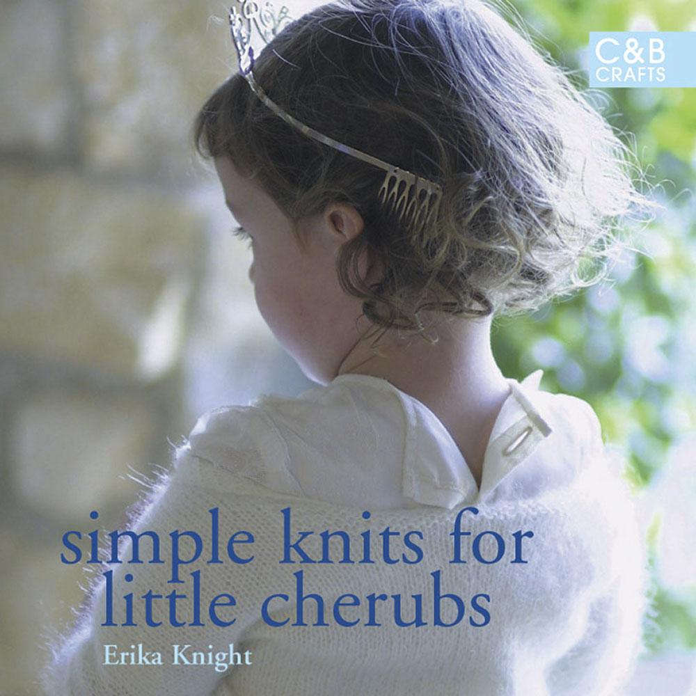 Book Simple Knits for Little Cherubs