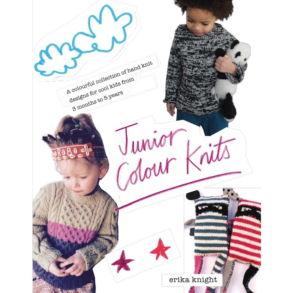 Junior Color Knits