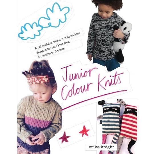 Erika Knight Junior Color Knits English