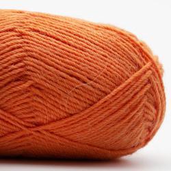 Kremke Soul Wool Edelweiss Alpaka 4-fach 25g Dunkelorange