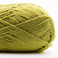 Kremke Soul Wool Edelweiss Alpaka 4-fach 25g Limette