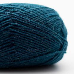 Kremke Soul Wool Edelweiss Alpaka 4-fach 25g Tiefblau