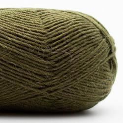 Kremke Soul Wool Edelweiss Alpaka 4-fach 25g Dunkeloliv