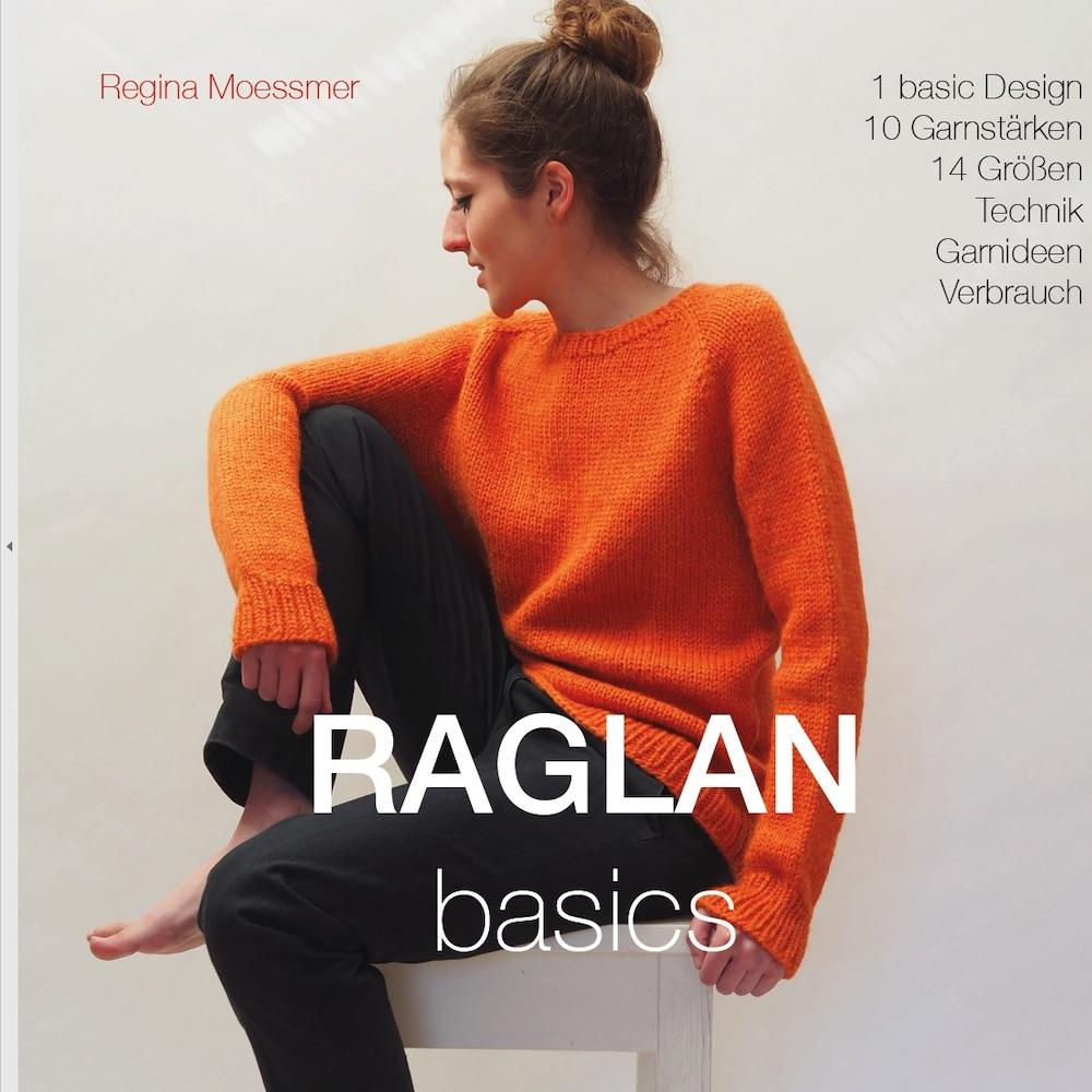 BC Garn Look Book Raglan Basics by Regina Moessmer
