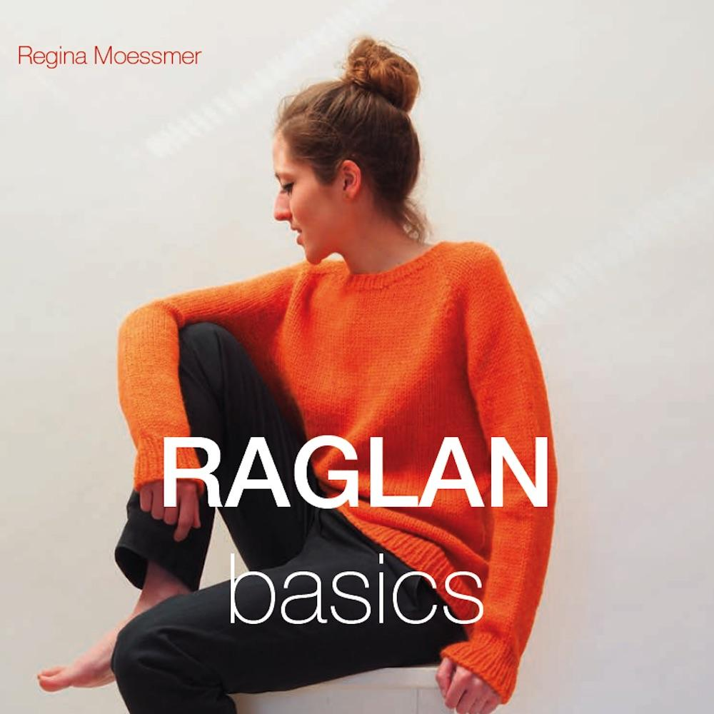 BC Garn Look Book Raglan Basics by Regina Moessmer  Englisch