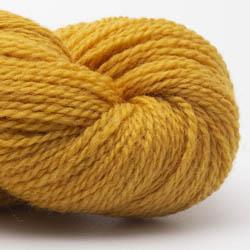 Erika Knight British Blue Wool Fingering Mustard