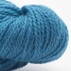 Erika Knight British Blue Wool Fingering Deep Ocean