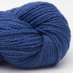 Erika Knight British Blue Wool Fingering Midnight Blue
