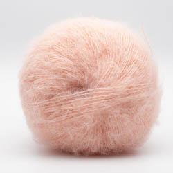 Kremke Soul Wool Baby Silk Fluffy Solid Pale Peach