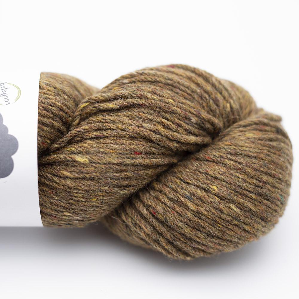 Kremke Soul Wool Reborn Wool recycled Mustard Melange