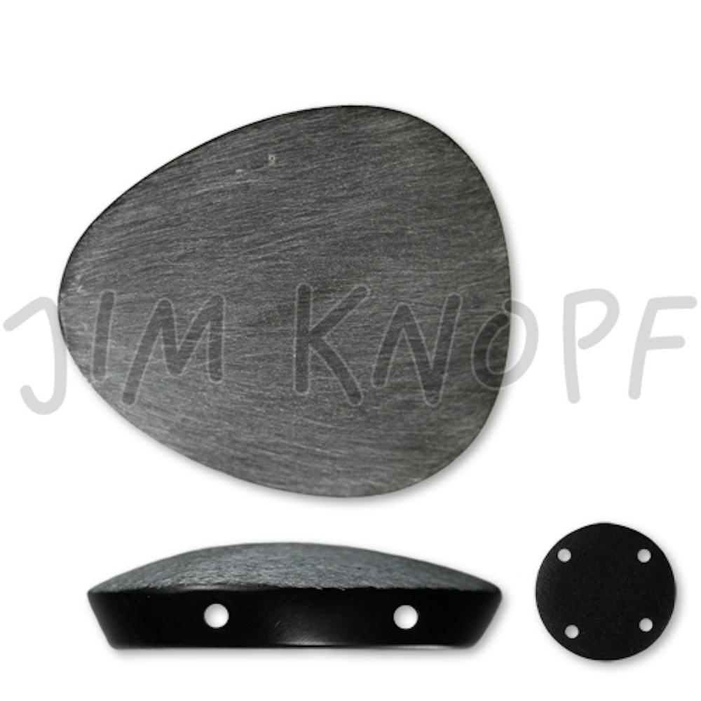 Jim Knopf Dreieckiger Resin-Magnet 26mm oder 39mm