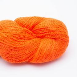 BC Garn Babyalpaca 10/2 auf 25g NEW Shocking Orange