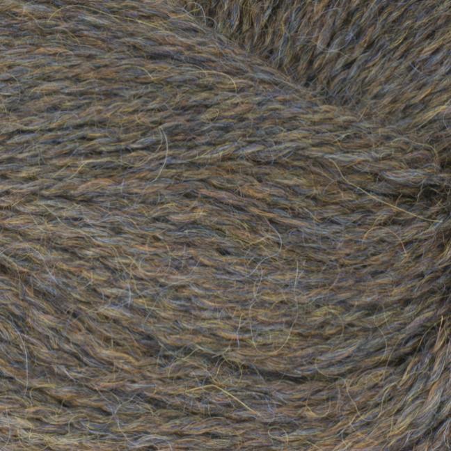 BC Garn Babyalpaca 10/2 Auslauffarben erde-meliert