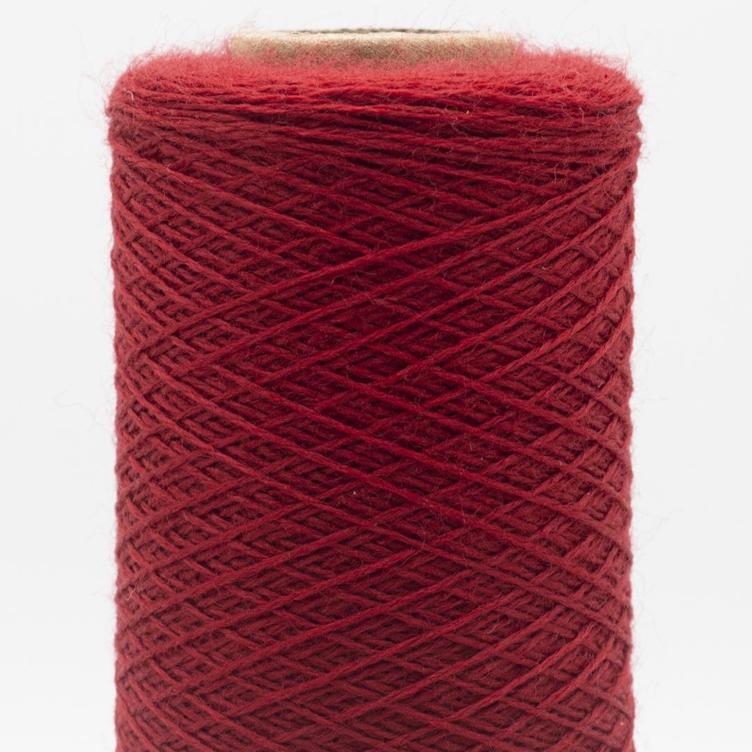 Kremke Soul Wool Merino Cobweb Lace 30/2 superfine superwash Kirschrot