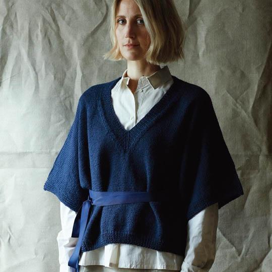 Printed patterns British Blue 100g discontinued designs