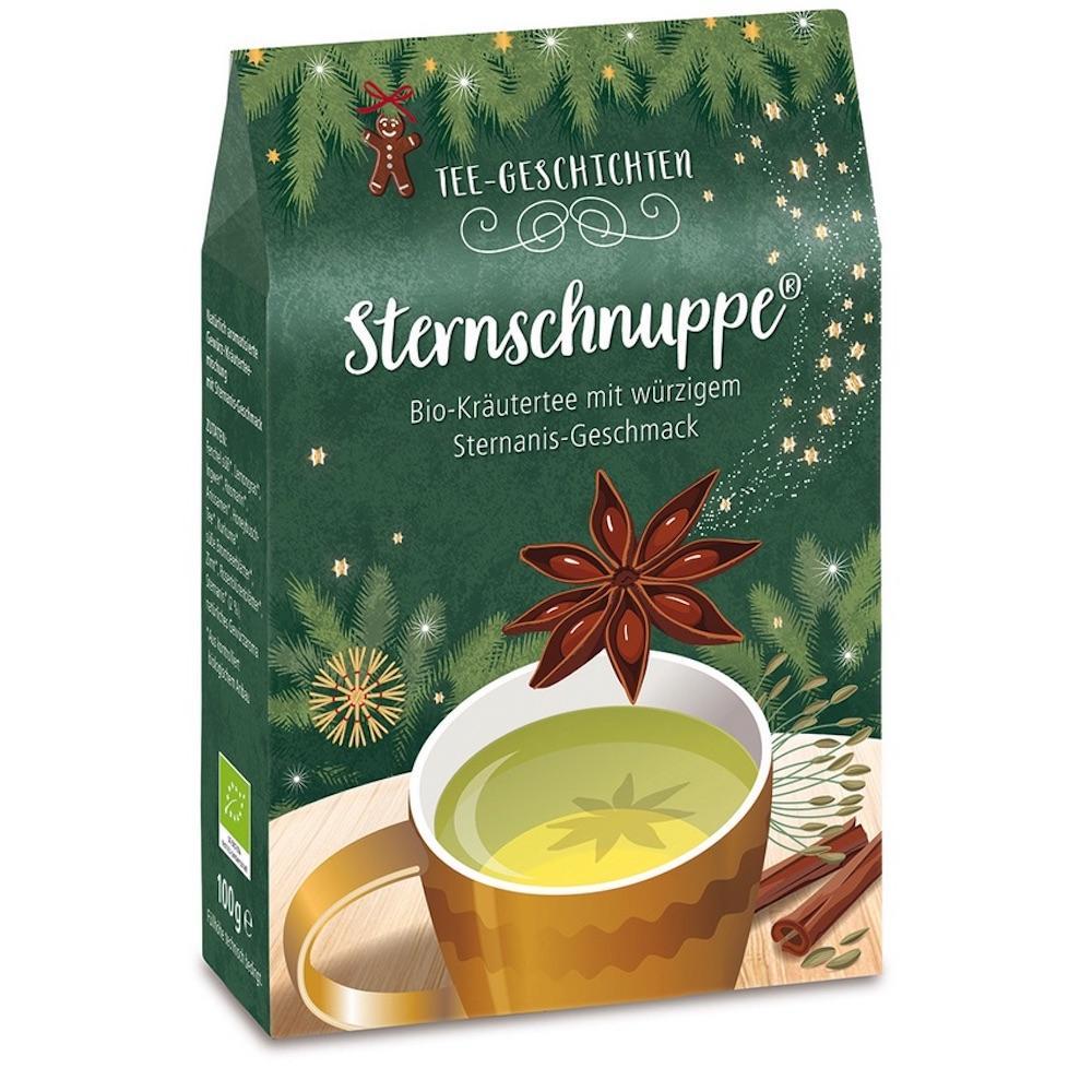 Kremke Bio Tee Sternschnuppe  Sternschnuppe