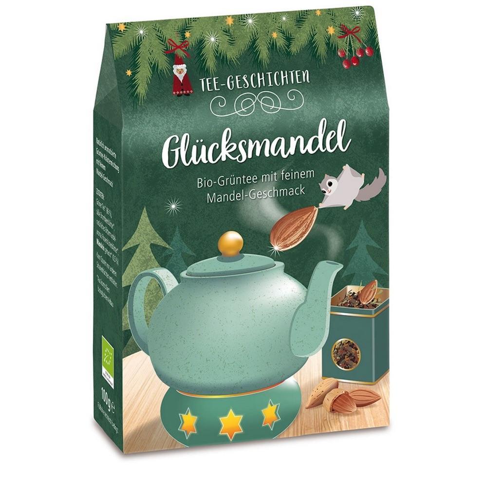 Kremke Bio Tee Glücksmandel