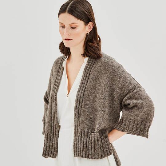 Pattern FETTLE for Wool Local EK0001