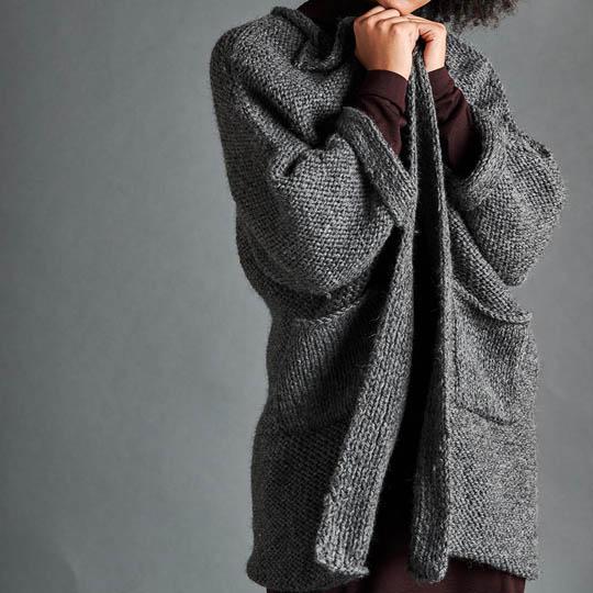 Pattern TRAVELLER for Maxi Wool EK0009