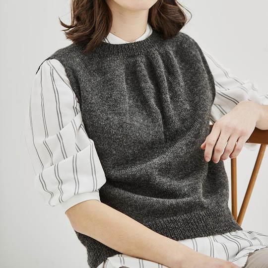 Pattern GRIMSHAW for Wool Local EK0012
