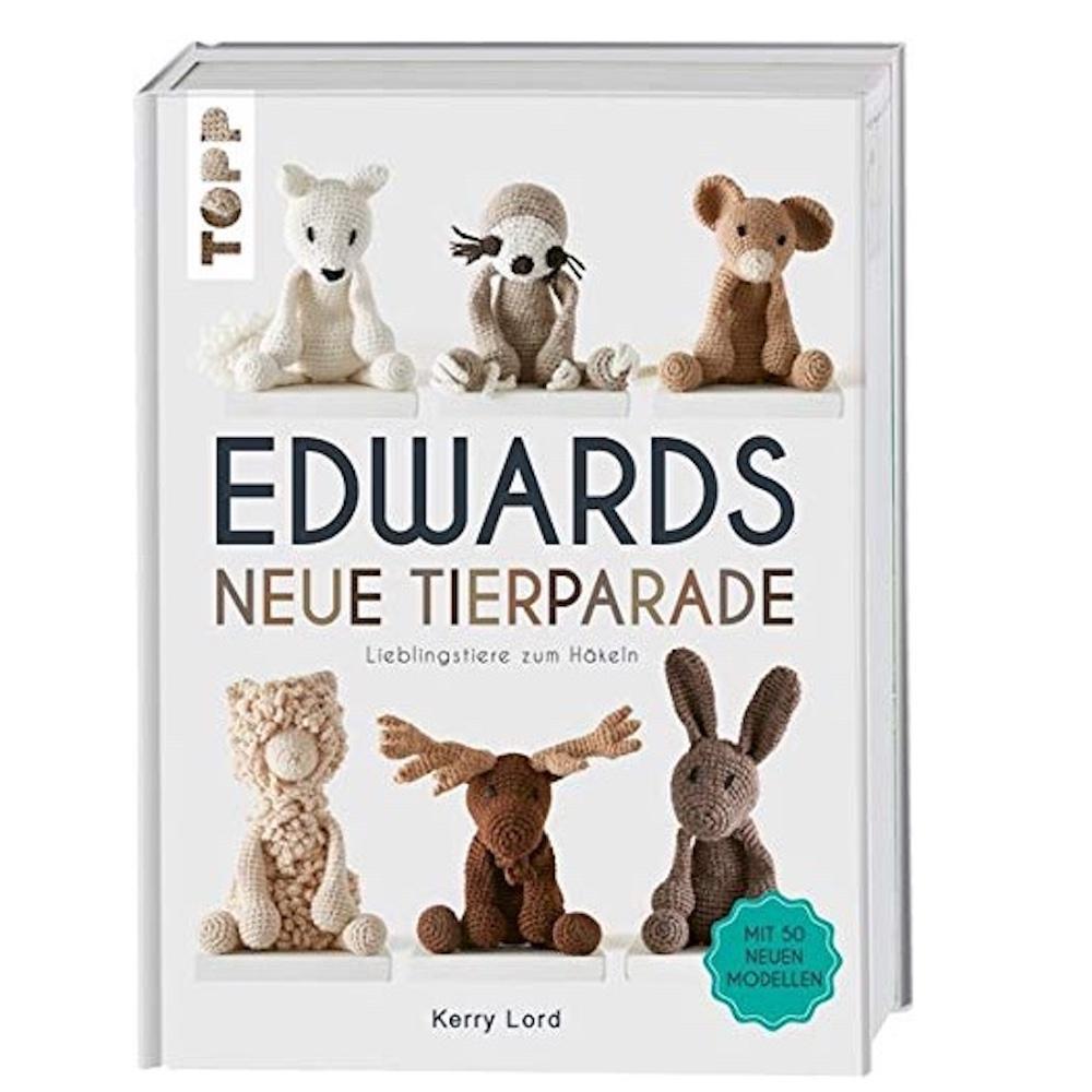 div. Buchverlage Edwards neue Tierparade  Deutsch