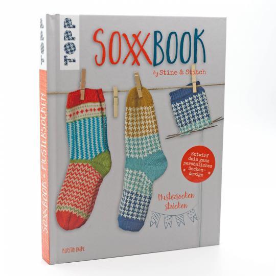 div. Buchverlage Soxx Book by Stine & Stitch